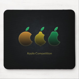 fruit logos mousepad
