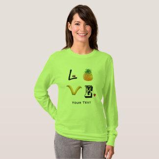 Fruit love colors, she T-Shirt