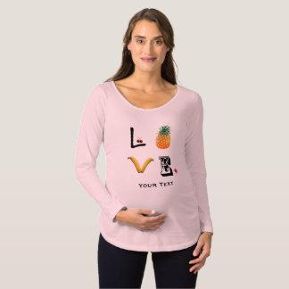 Fruit love maternity T-Shirt
