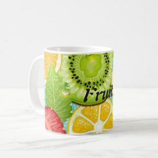 Fruit Mix Coffee Mug
