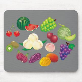 Fruit Mouse Pad