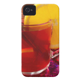 Fruit mulled wine with cinnamon and orange Case-Mate iPhone 4 case