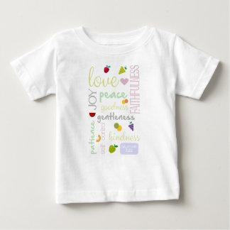 fruit of the spirit christian baby baby T-Shirt