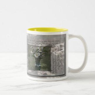 Fruit of the Spirit- JOY Two-Tone Coffee Mug