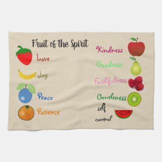 Fruit of the Spirit kitchen towel