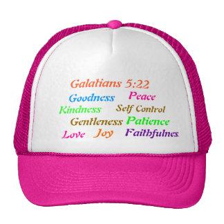 Fruit of the Spirit Ladies Cap Hat