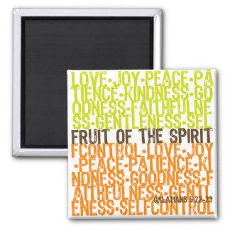 Fruit of the Spirit Magnet