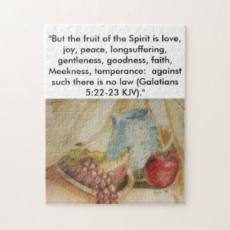 Fruit of the Spirit Puzzle