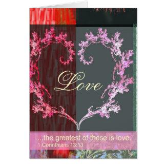 Fruit of the Spirit Series Greeting Card