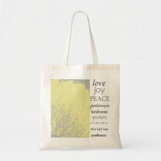 Fruit of the Spirit Tote Bag