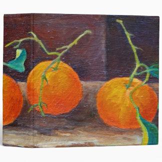 Fruit on a Shelf 2014 2 3 Ring Binders