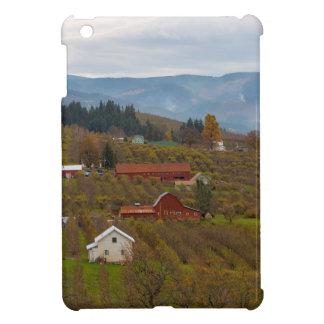 Fruit Orchard Farmland in Hood River Oregon iPad Mini Case