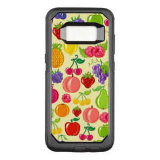 Fruit OtterBox Commuter Samsung Galaxy S8 Case