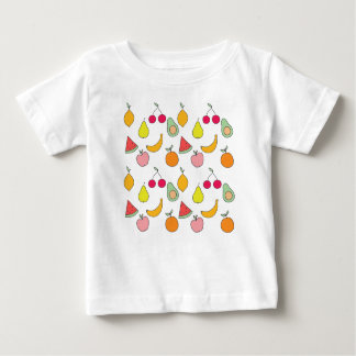 fruit pattern baby T-Shirt