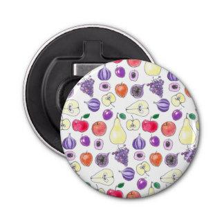 Fruit pattern bottle opener