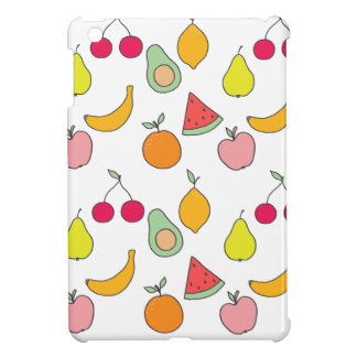 fruit pattern cover for the iPad mini