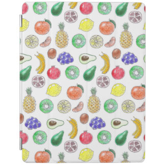 Fruit pattern iPad cover