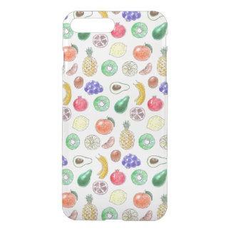 Fruit pattern iPhone 7 plus case