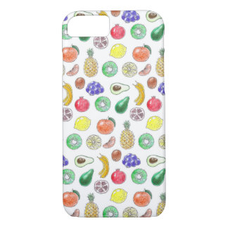 Fruit pattern iPhone 8/7 case