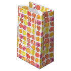 Fruit pattern small gift bag