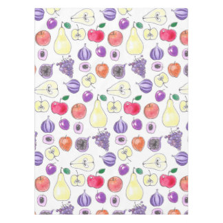 Fruit pattern tablecloth