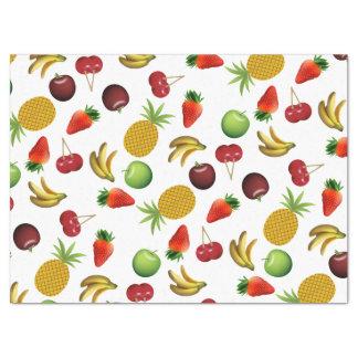 Fruit Pattern Tissue Paper