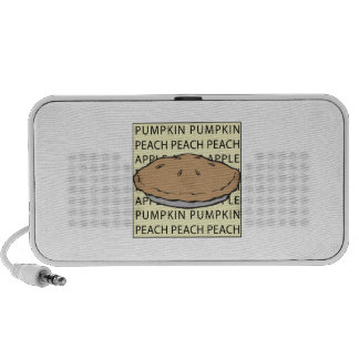 Fruit Pie Portable Speaker