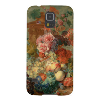 Fruit Piece - Jan van Huysum (1722) Galaxy S5 Case