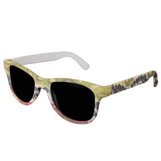 Fruit Pizza Close-Up Photo Sunglasses