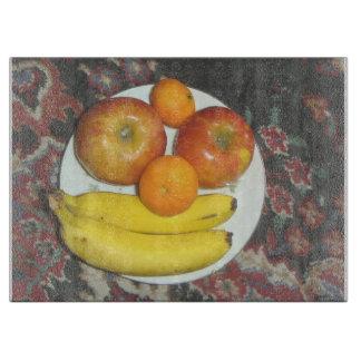 Fruit plate cutting board