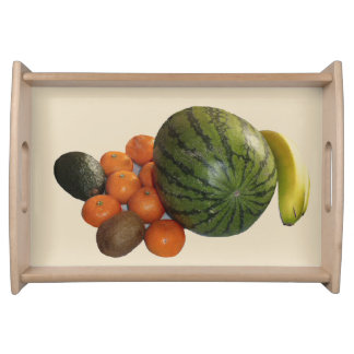 Fruit Plate Serving Tray