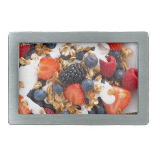 Fruit Salad Foods Chef Healthy Eating Cuisine Art Belt Buckles