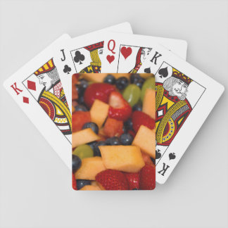 Fruit Salad Photo Playing Cards