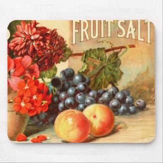 Fruit Salt Advertisement Mousepad