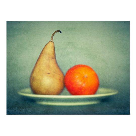 Fruit Study Postcard