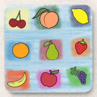 Fruit Surprise Coaster