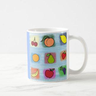 Fruit Surprise Coffee Mug