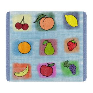 Fruit Surprise Cutting Board