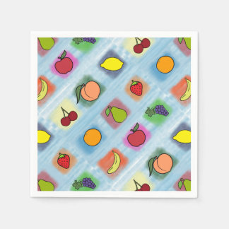Fruit Surprise Disposable Napkin