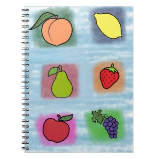 Fruit Surprise Notebook