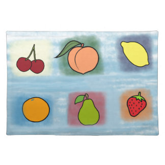 Fruit Surprise Placemat