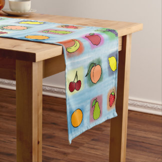 Fruit Surprise Short Table Runner