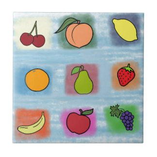 Fruit Surprise Tile