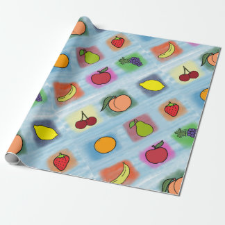 Fruit Surprise Wrapping Paper