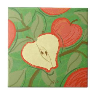 Fruit Tile: Apple Tile