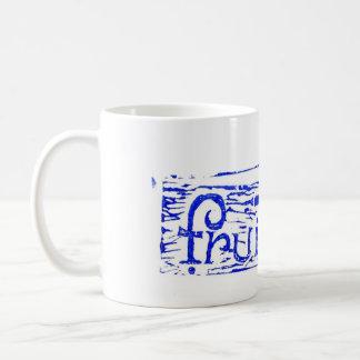Fruitcake Mug