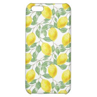 Fruiting Lemon Tree Case For iPhone 5C