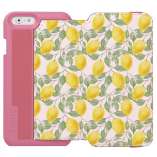 Fruiting Lemon Tree Incipio Watson™ iPhone 6 Wallet Case