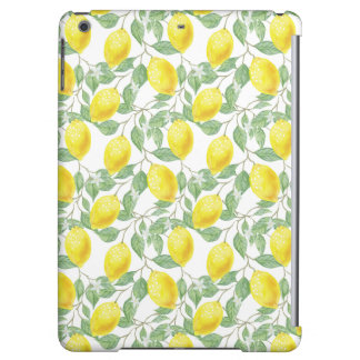 Fruiting Lemon Tree iPad Air Cases