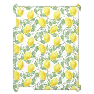 Fruiting Lemon Tree iPad Cases